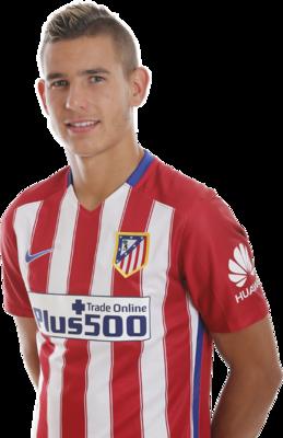 Lucas Hernández Pi