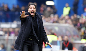 "#ATMFLASH | Simeone: ""The reaction of the team demonstrated personality"""
