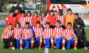 Atlético de Madrid Alevín