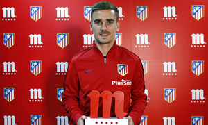 Griezmann, chosen by our fans as the best in the League