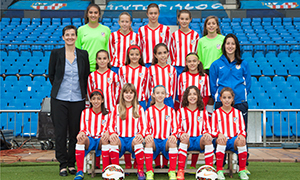 Atlético de Madrid Féminas Infantil B