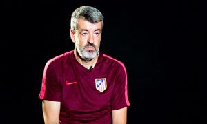 """Óscar Fernández: """"La palabra que define este inicio es ilusión"""""""