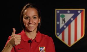 """Marta Corredera: """"Vengo al club con muchas ganas e ilusión"""""""