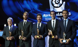2015/2016 LaLiga Awards Gala