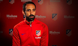 "Juanfran: ""We are looking forward to the match"""