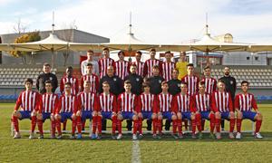 Atlético de Madrid Cadete