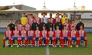 Atlético Madrileño Cadete