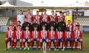 Atlético de Madrid Infantil
