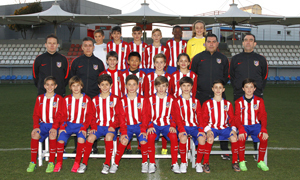 Atlético Madrileño Alevín