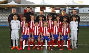 Atlético de Madrid Benjamín