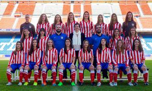 Atlético de Madrid Féminas Juvenil A