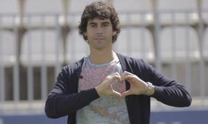 Tiago participó en el spot del Día Mundial del Corazón