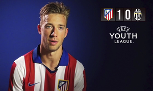 YOUTH LEAGUE | ATLÉTICO DE MADRID 1 - 0 JUVENTUS FC