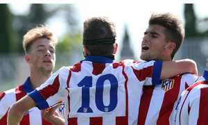 YOUTH LEAGUE | ATLÉTICO DE MADRID 3 - 1 MALMÖ FF