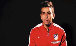 "Ángel Correa: ""I am very happy"""
