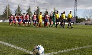 Youth League | Atlético de Madrid 4-0 Galatasaray