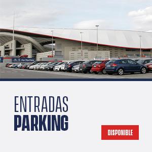 Entradas de parking