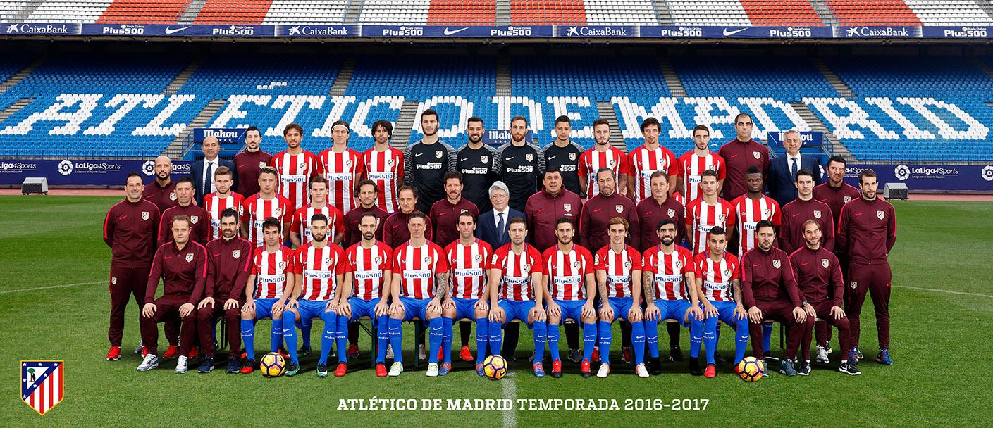 P 225 Gina Oficial Del Atl 233 Tico De Madrid
