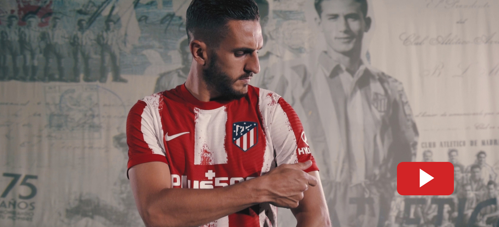 Atletico De Madrid Kits 2021 22