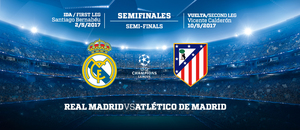 Rival en semifinales Real Madrid Champions League - Panorámica