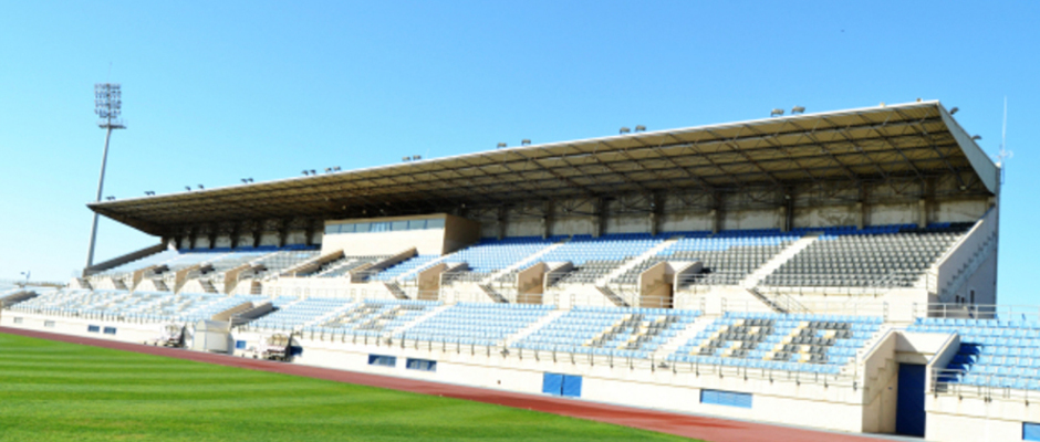 Estadio Roquetas de Mar