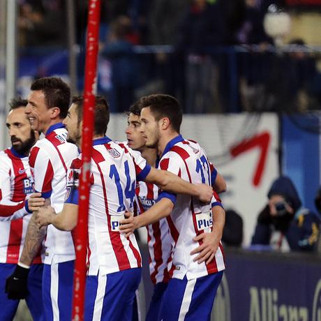 Club atl tico de madrid esfuerzo calidad y victoria for Oficinas atletico de madrid