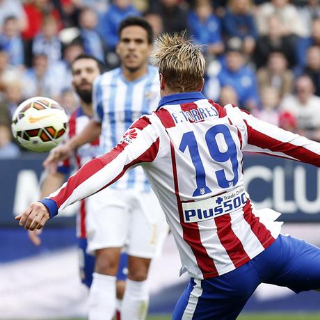 Club atl tico de madrid intensidad y goles en la rosaleda for Oficinas atletico de madrid