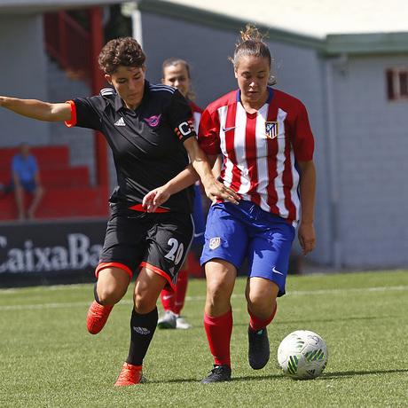 Club atl tico de madrid web oficial el femenino b cay for Oficinas atletico de madrid