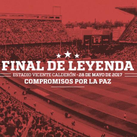 ¡Compra tus entradas para el homenaje al Vicente Calderón!