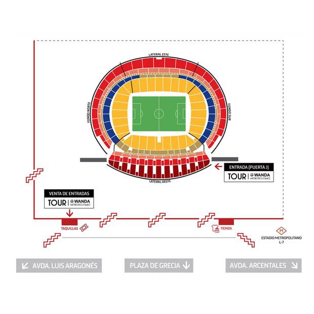 club atl tico de madrid web oficial el nuevo auditorio
