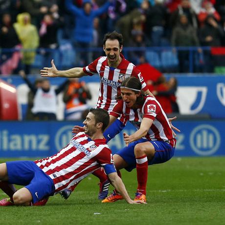 Club atl tico de madrid lucha de poder a poder en el for Oficinas atletico de madrid