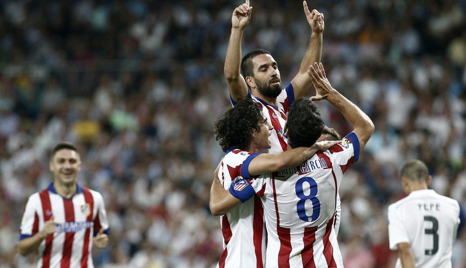 Club Atlético de Madrid - Ritmo y carácter para llevarse el derbi