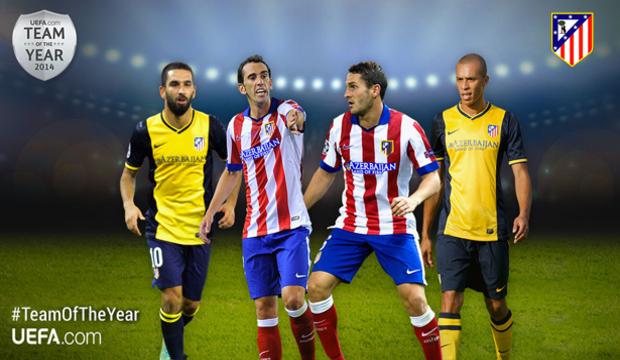 Equipo del año de la UEFA