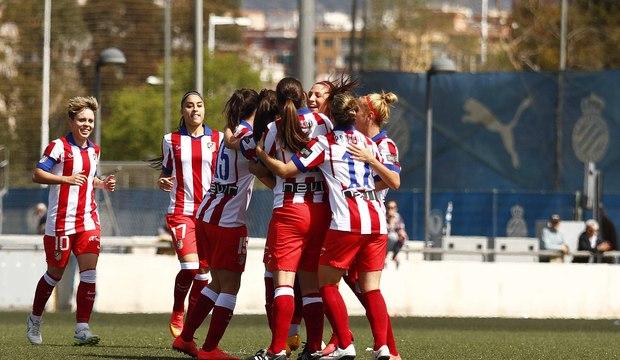 Atlético de Madrid Féminas UEFA CHAMPIONS LEAGUE