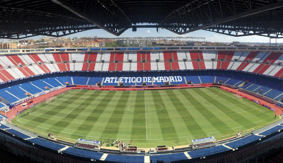 Primera batalla en el Vicente Calderón