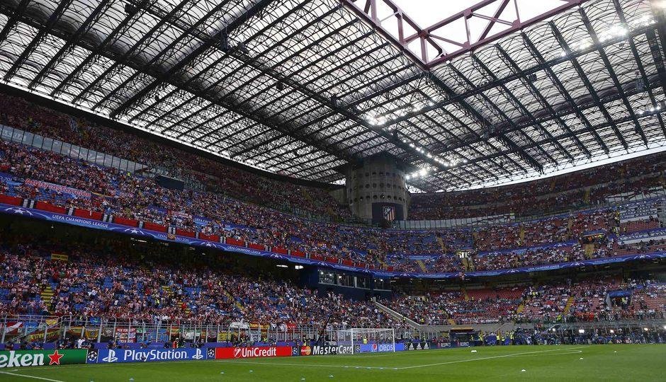 Final de la Champions League 2016 |  Ambiente San Siro