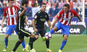 Temp. 16/17 | Atlético de Madrid - Sporting | Koke