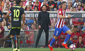 Temp. 16/17 | Atlético de Madrid - Sporting | Simeone