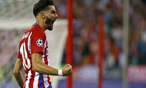 Temp. 16/17 | Atlético de Madrid - Bayern | Carrasco