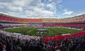 Temp. 16/17 | Atlético de Madrid - Granada | Mosaico