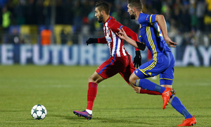 Temp. 16/17 | Rostov - Atlético de Madrid | Carrasco