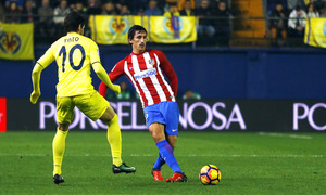 Temp. 16/17 | Villarreal - Atlético de Madrid | Savic