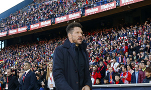 Temp. 16/17 | Atlético de Madrid - FC Barcelona | Simeone