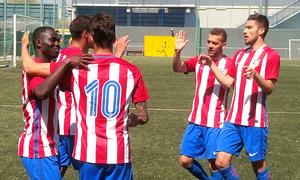 Temp. 16/17 | Alcorcón - Atlético de Madrid B | Celebración