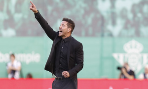 Temp. 16/17 | Betis - Atlético de Madrid | Simeone