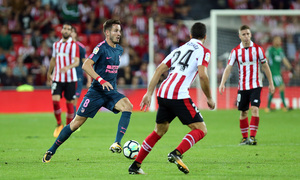 Temp. 17-18 | Athletic - Atlético de Madrid | Saúl