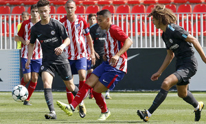 Temp. 17-18 | UEFA Youth League | Atlético de Madrid - Chelsea | Giovanni