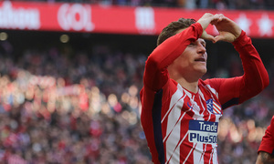 Jornada 24 | Atleti - Athletic | Gameiro