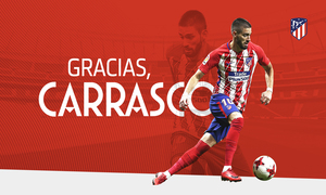 Temporada 2017-18| Traspaso Carrasco.