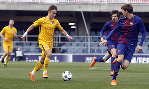 Temp 17/18 | UEFA Youth League | FC Barcelona - Juvenil A